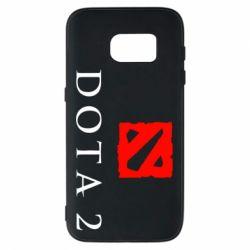 Чохол для Samsung S7 Dota 2