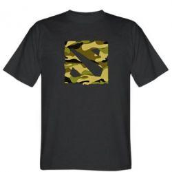Мужская футболка Dota камуфляж - FatLine