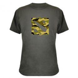 Камуфляжная футболка Dota камуфляж - FatLine