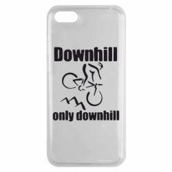 Чехол для Huawei Y5 2018 Downhill,only downhill - FatLine