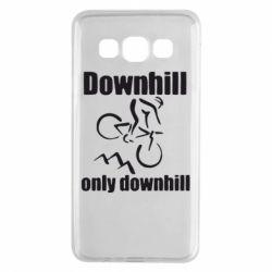 Чохол для Samsung A3 2015 Downhill,only downhill