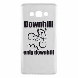 Чохол для Samsung A7 2015 Downhill,only downhill
