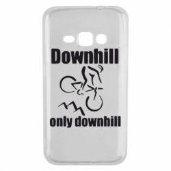 Чохол для Samsung J1 2016 Downhill,only downhill