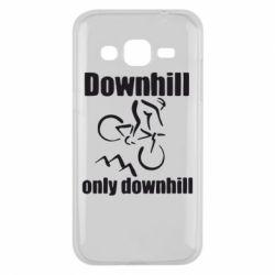 Чохол для Samsung J2 2015 Downhill,only downhill