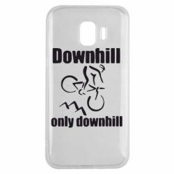 Чохол для Samsung J2 2018 Downhill,only downhill
