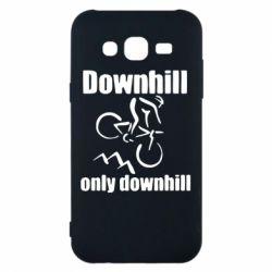 Чохол для Samsung J5 2015 Downhill,only downhill