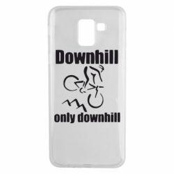 Чохол для Samsung J6 Downhill,only downhill