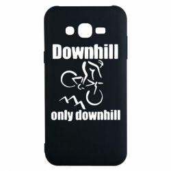 Чохол для Samsung J7 2015 Downhill,only downhill