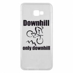 Чохол для Samsung J4 Plus 2018 Downhill,only downhill