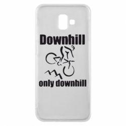 Чохол для Samsung J6 Plus 2018 Downhill,only downhill
