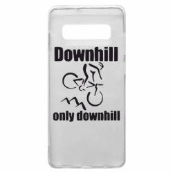 Чохол для Samsung S10+ Downhill,only downhill