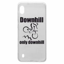 Чохол для Samsung A10 Downhill,only downhill