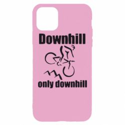 Чохол для iPhone 11 Pro Max Downhill,only downhill