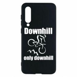 Чехол для Xiaomi Mi9 SE Downhill,only downhill