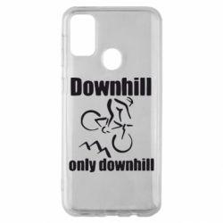 Чохол для Samsung M30s Downhill,only downhill