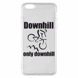 Чохол для iPhone 6 Plus/6S Plus Downhill,only downhill