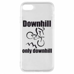 Чохол для iPhone 8 Downhill,only downhill