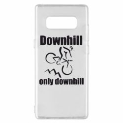 Чохол для Samsung Note 8 Downhill,only downhill