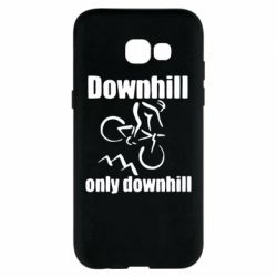 Чохол для Samsung A5 2017 Downhill,only downhill