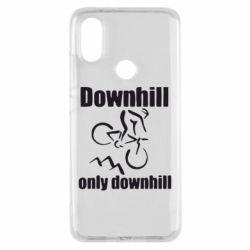 Чохол для Xiaomi Mi A2 Downhill,only downhill