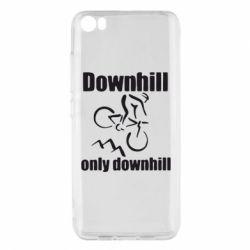 Чохол для Xiaomi Mi5/Mi5 Pro Downhill,only downhill