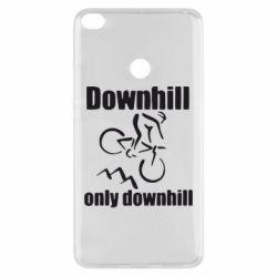 Чехол для Xiaomi Mi Max 2 Downhill,only downhill - FatLine