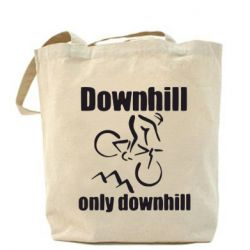 Сумка Downhill,only downhill - FatLine