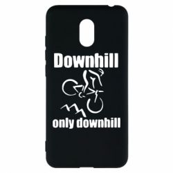 Чехол для Meizu M6 Downhill,only downhill - FatLine