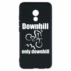Чехол для Meizu Pro 6 Downhill,only downhill - FatLine
