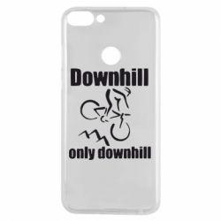Чехол для Huawei P Smart Downhill,only downhill - FatLine