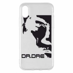 Чохол для iPhone X/Xs Dr.Dre