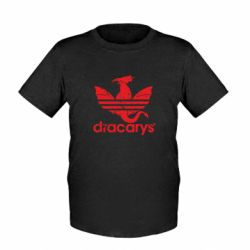 Дитяча футболка Dracarys