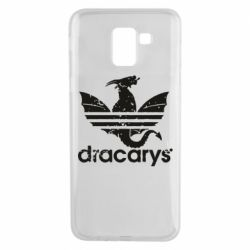 Чохол для Samsung J6 Dracarys