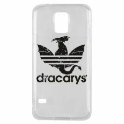 Чохол для Samsung S5 Dracarys