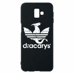 Чохол для Samsung J6 Plus 2018 Dracarys