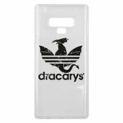 Чохол для Samsung Note 9 Dracarys