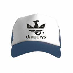 Дитяча кепка-тракер Dracarys