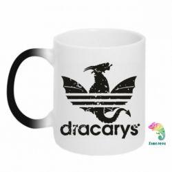 Кружка-хамелеон Dracarys