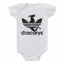 Дитячий бодік Dracarys