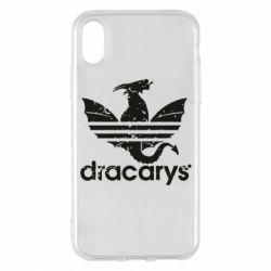 Чохол для iPhone X/Xs Dracarys