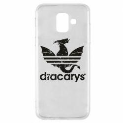Чохол для Samsung A6 2018 Dracarys