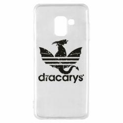 Чохол для Samsung A8 2018 Dracarys