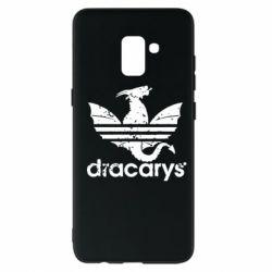 Чохол для Samsung A8+ 2018 Dracarys