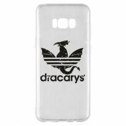 Чохол для Samsung S8+ Dracarys