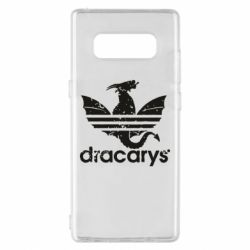 Чохол для Samsung Note 8 Dracarys