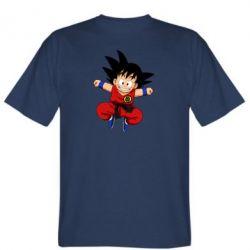 Чоловіча футболка Dragon ball Son Goku