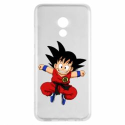 Чехол для Meizu Pro 6 Dragon ball Son Goku - FatLine