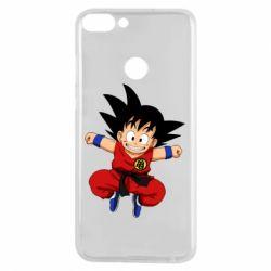 Чехол для Huawei P Smart Dragon ball Son Goku - FatLine