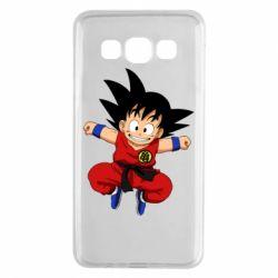 Чохол для Samsung A3 2015 Dragon ball Son Goku