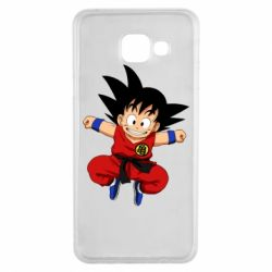 Чохол для Samsung A3 2016 Dragon ball Son Goku